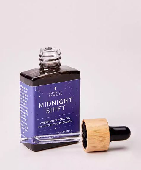 Riley Rose   Midnight Shift Overnight Facial Oil