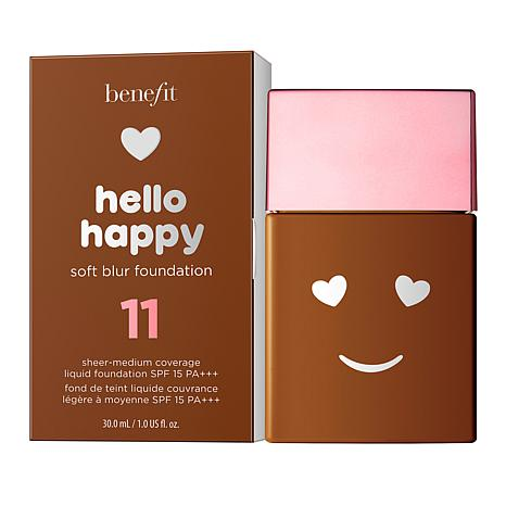 Benefits Cosmetics  Hello Happy Soft Blur Foundation