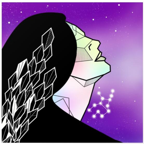 Virgo zodiac star sign by   mailboxdisco