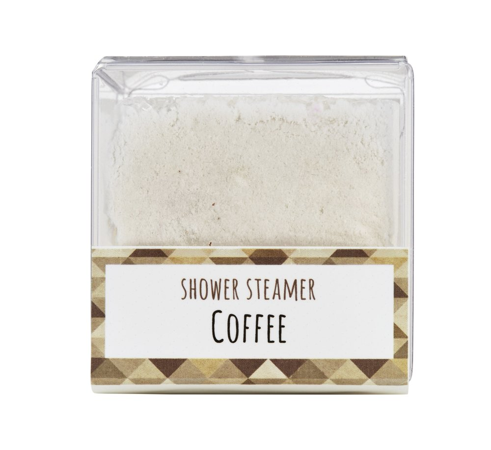 Fizz and Bubble   Coffee Bean Shower Steamer