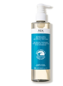 Ren Clean Skincare   Atlantic Kelp and Magnesium Anti-Fatigue Body Wash