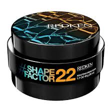 Redken   Shape Factor 22 Sculpting Cream Paste