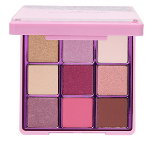 I Heart Revolution   One True Love Glitter Effect Palette