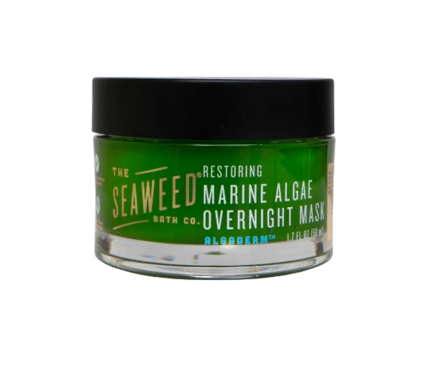 The Seaweed Bath Co.    Overnight Algae Facial Treatment