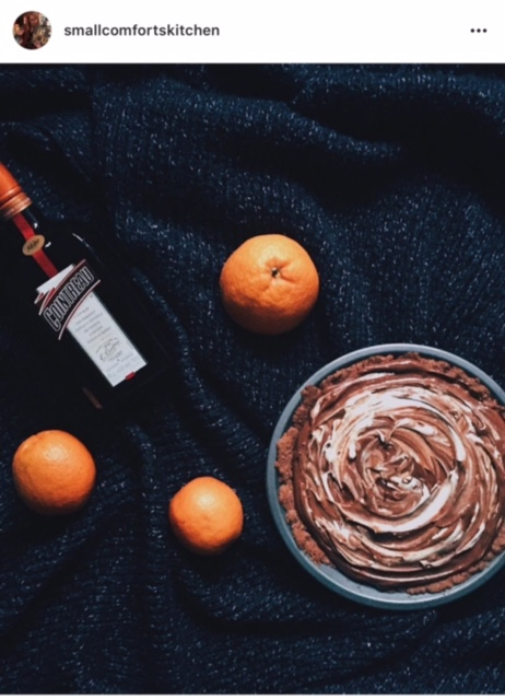 #piegoals Stormy Skies Chocolate Silk Pie made by Jordan Smith  *Here strictly for pie? Go on and skip ahead and scroll down the page to the recipe link. Disclaimer: shortcuts can work miracles, but here you'll be missing out on the secret ingredients: AKA all the soul.