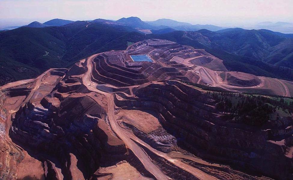 Zortman-Landusky Mine