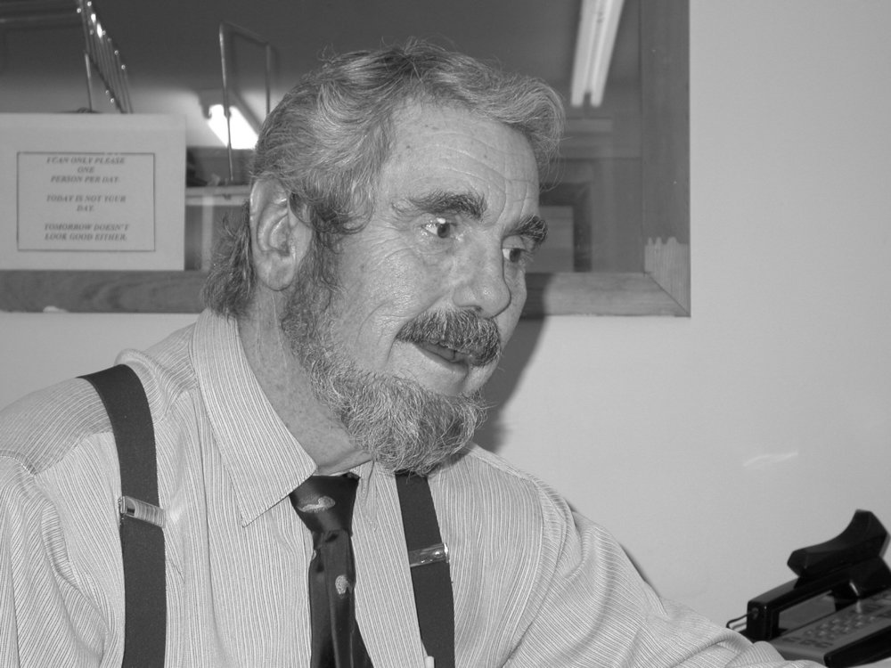 Rick Foote, late husband of Nancy Foote.