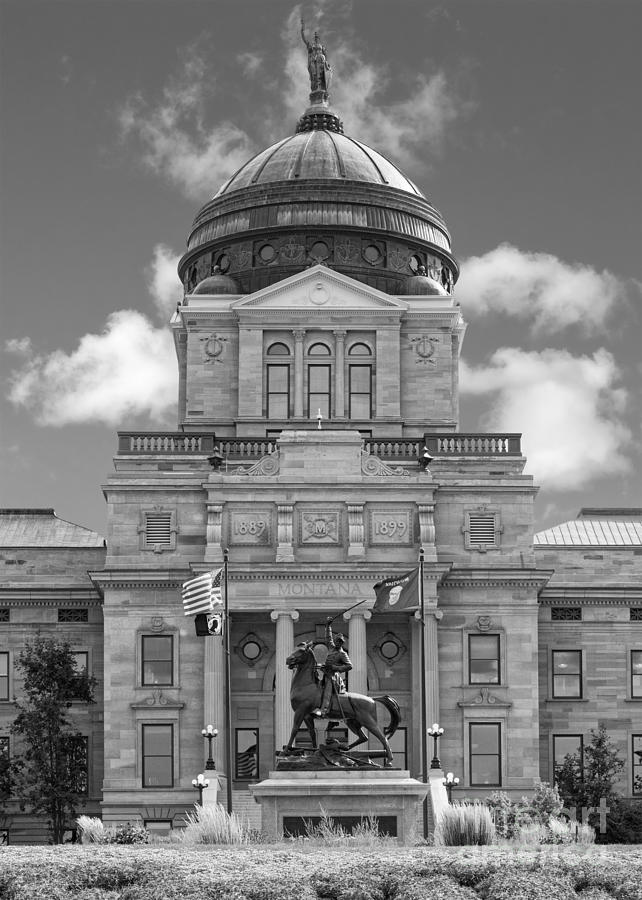 The Montana State Capitol Building