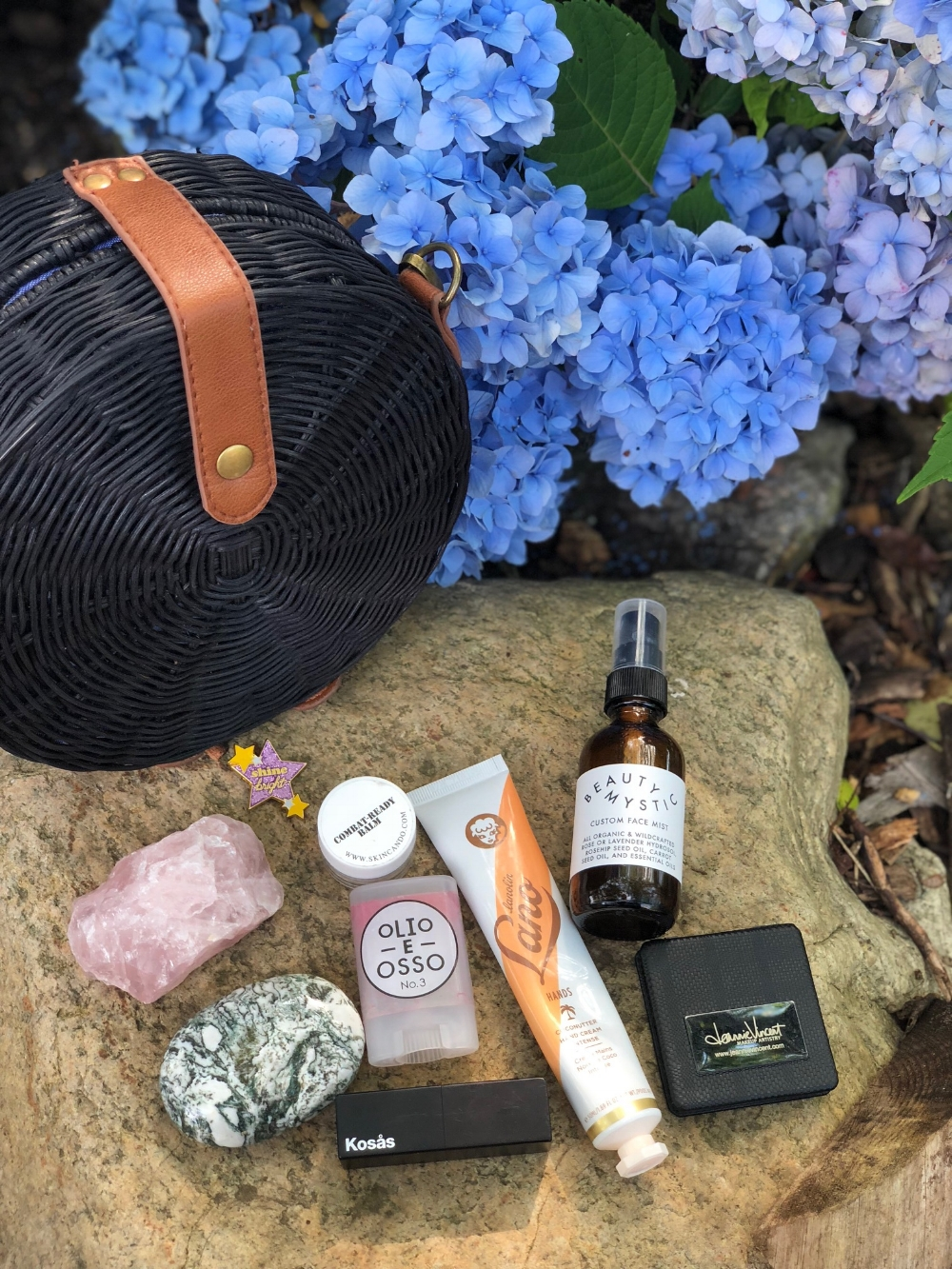 What's in My Bag with Jeannie Vincent of Beauty Mystic - Nantucket