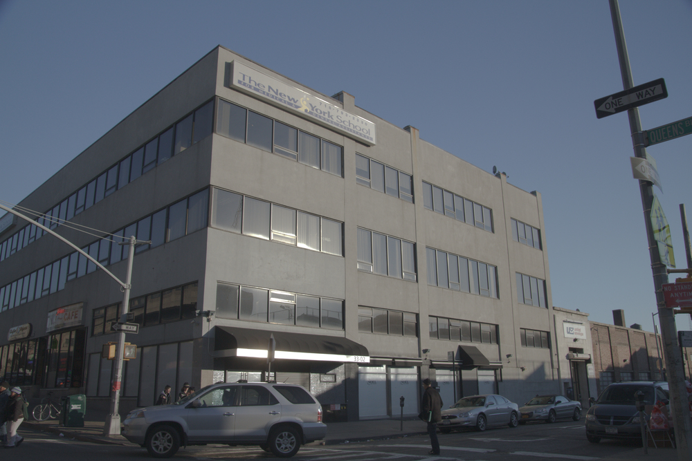 nysmda office building on queens boulevard long island city
