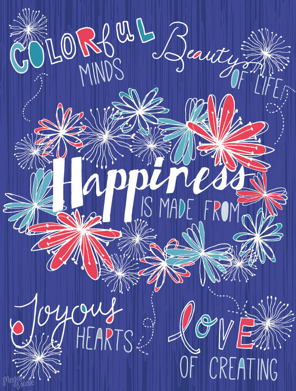 Happiness Manifesto