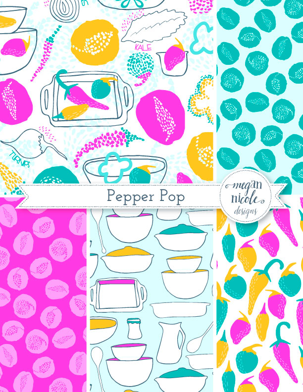 Pepper Pop Collection