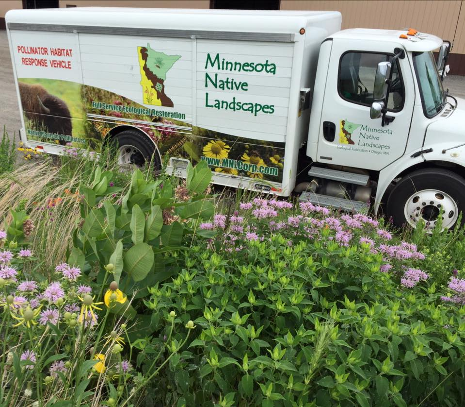 Minnesota Native Landscapes will be on site selling pollinator friendly plants and seed for your home or garden. They will have native plant experts available to answer questions and a wide assortment of native wildflowers and grasses for sale. Don't miss this opportunity to stock up on hard to find local origin perennial plants just in time for spring planting! Create your very own pollinator pathway!