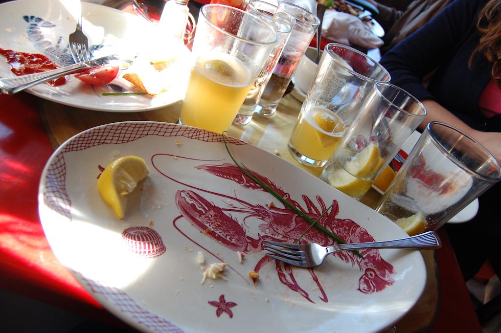 Maine Lobster Food Photo