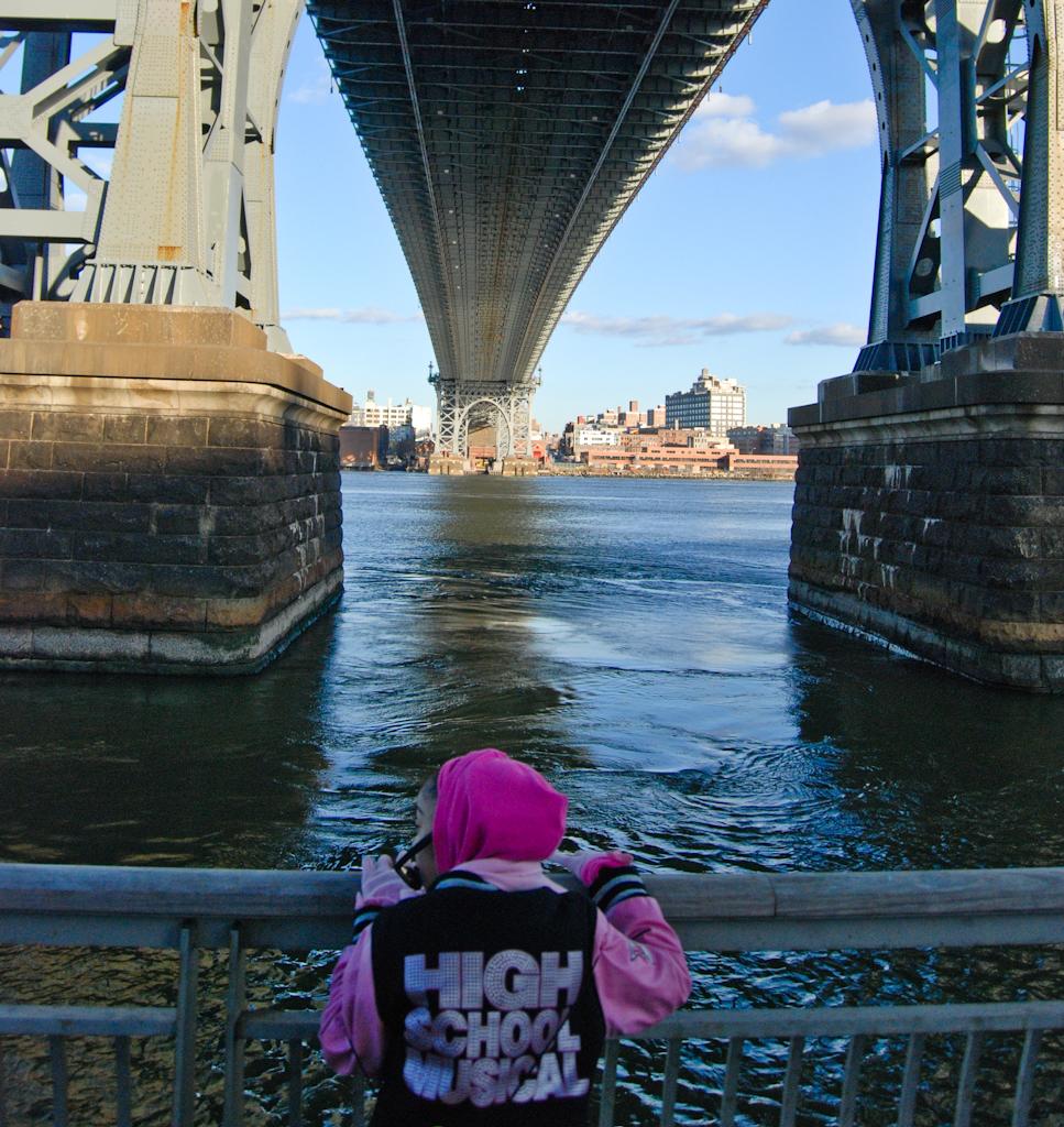 Williamsburg Bridge Kid