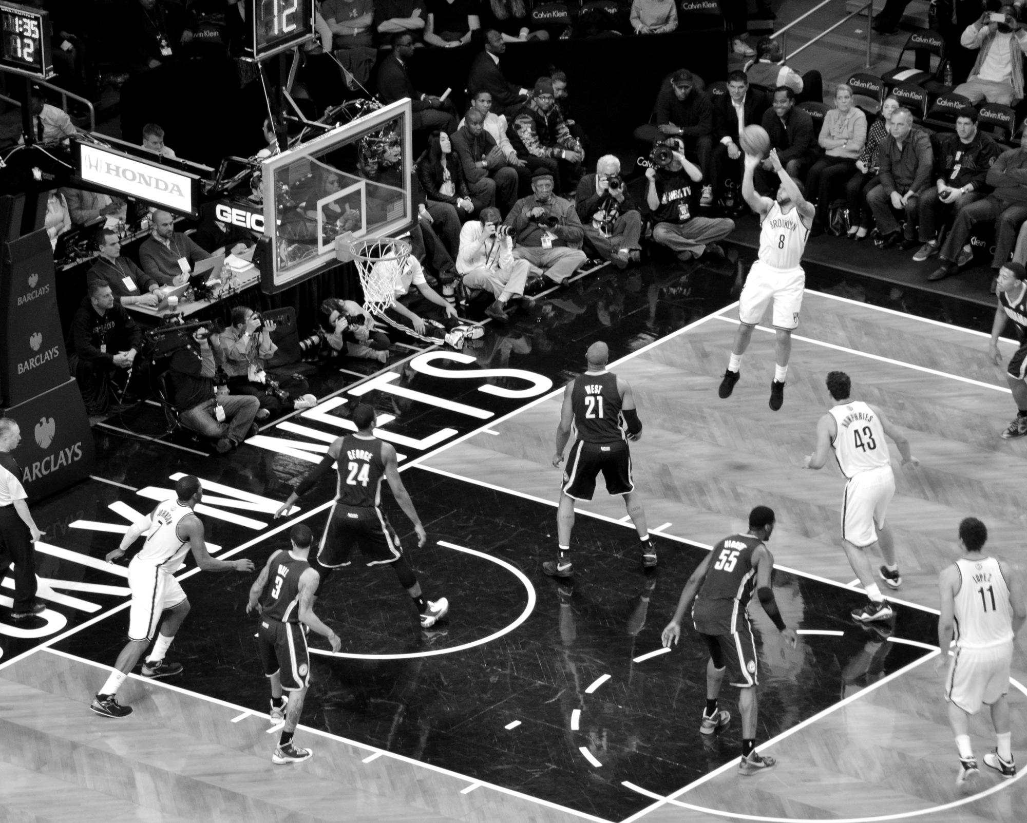 Brooklyn Nets Game