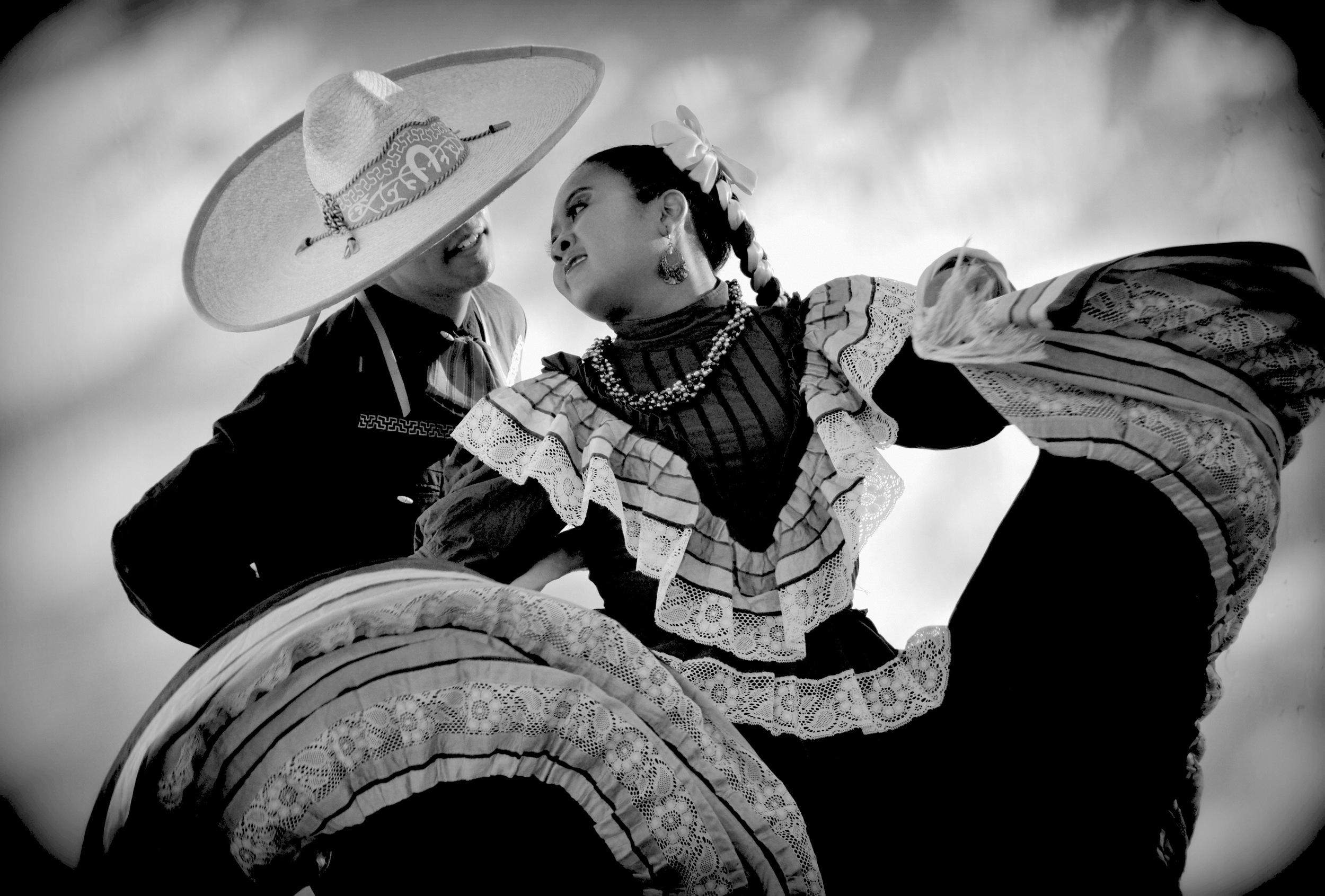 mexican dancers la paz baja california