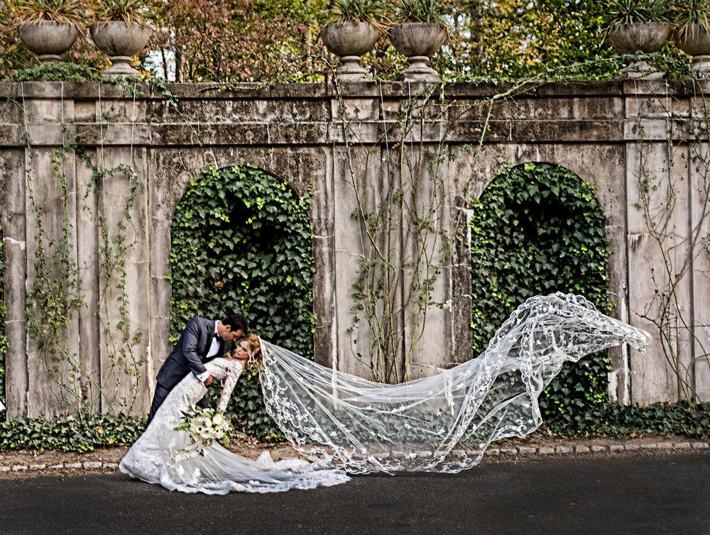 The Swan House Wedding