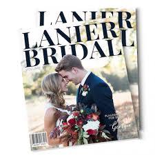 Lanier bridal Magazine