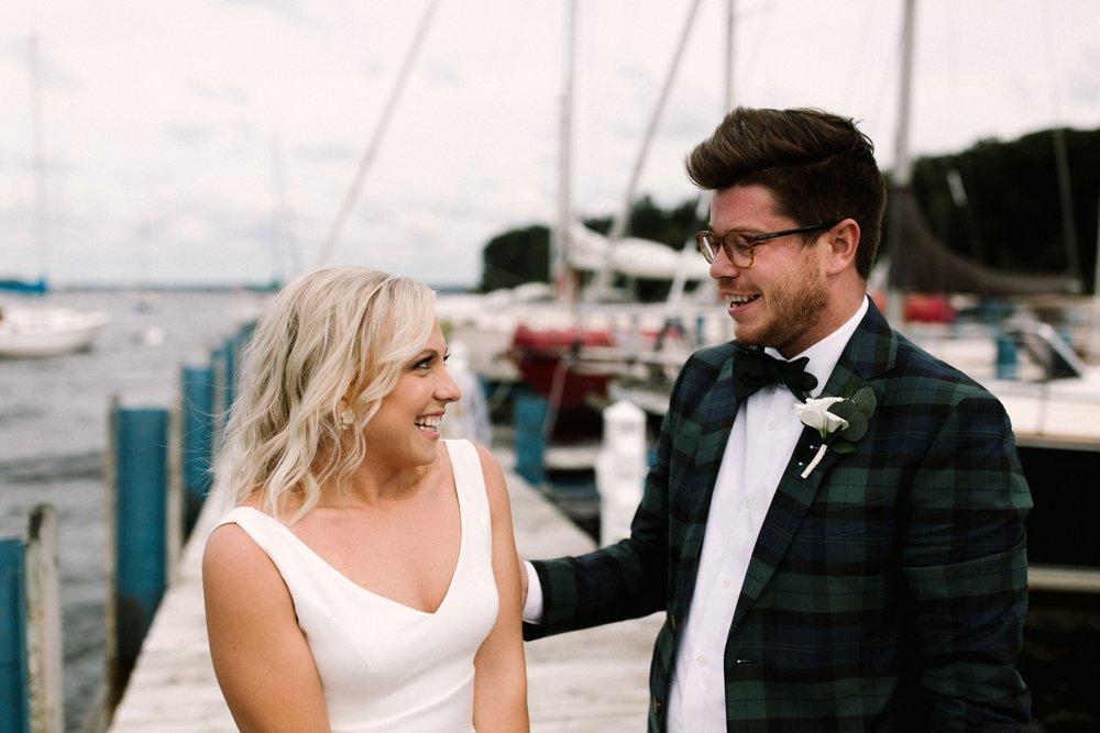 Michigan Frontyard Lake Wedding - Lauren Crawford Photography-197.jpg