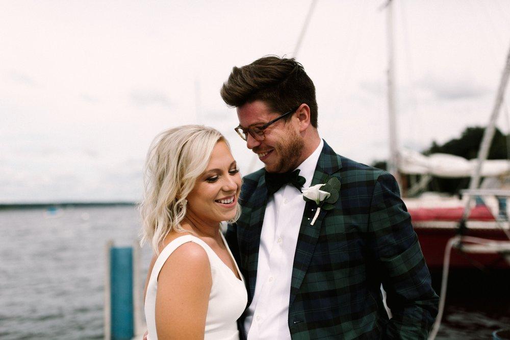 Michigan Frontyard Lake Wedding - Lauren Crawford Photography-208.jpg