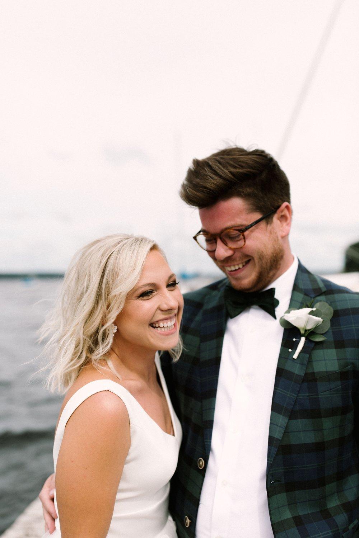 Michigan Frontyard Lake Wedding - Lauren Crawford Photography-215.jpg