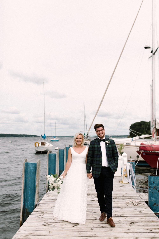 Michigan Frontyard Lake Wedding - Lauren Crawford Photography-232.jpg