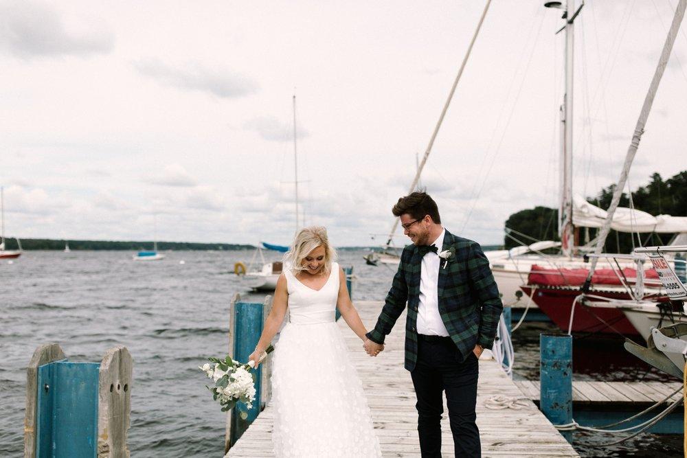 Michigan Frontyard Lake Wedding - Lauren Crawford Photography-241.jpg