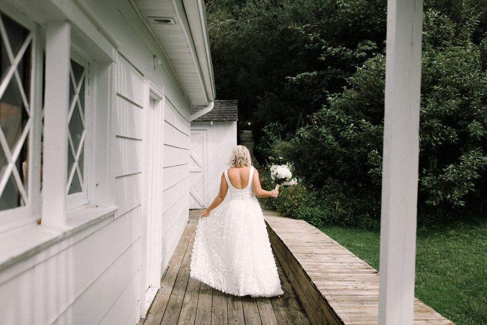 Michigan Frontyard Lake Wedding - Lauren Crawford Photography-323.jpg