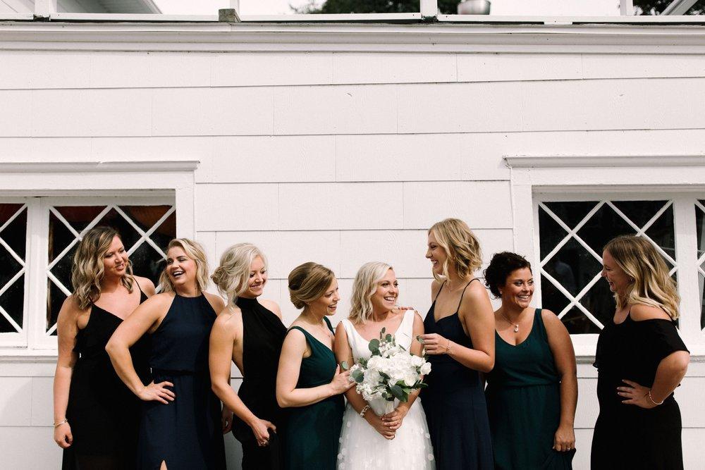 Michigan Frontyard Lake Wedding - Lauren Crawford Photography-340.jpg