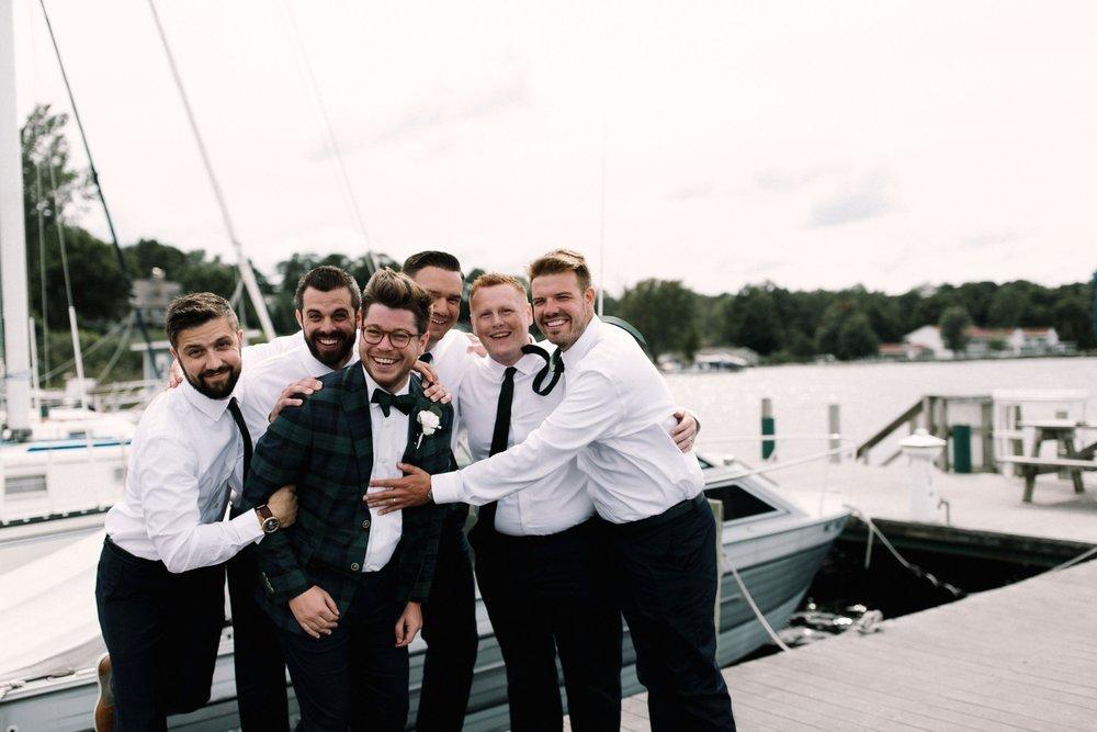 Michigan Frontyard Lake Wedding - Lauren Crawford Photography-380.jpg