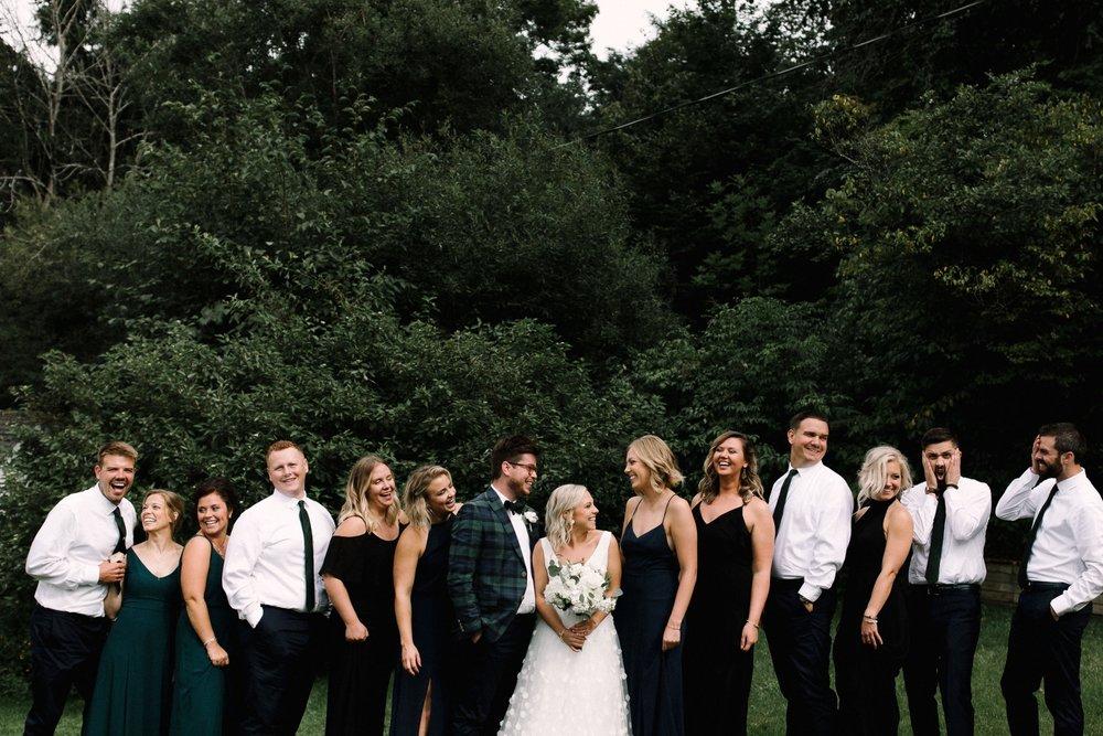 Michigan Frontyard Lake Wedding - Lauren Crawford Photography-422.jpg