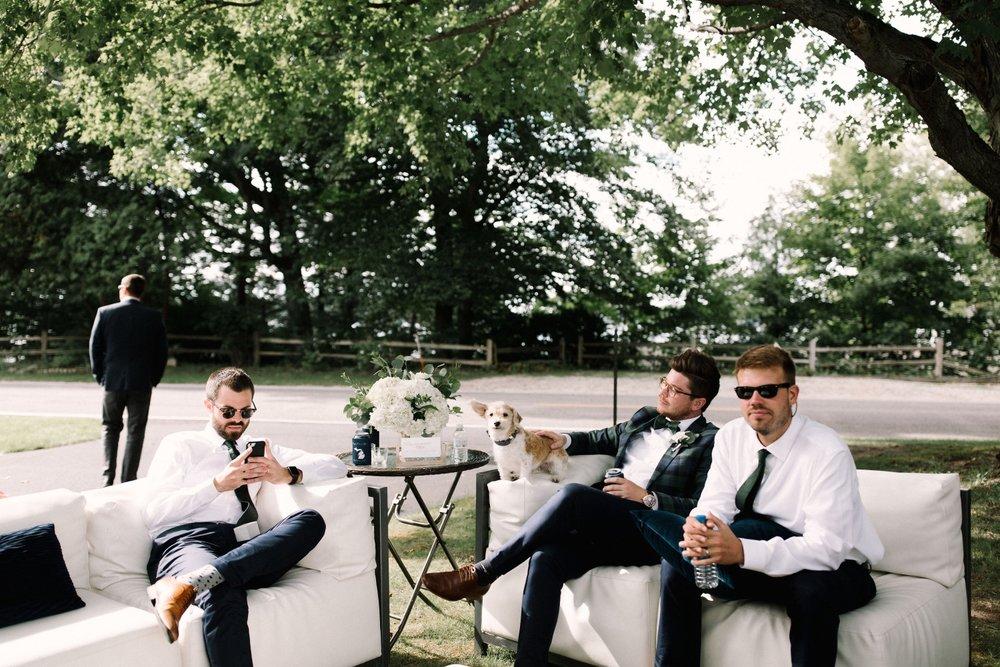 Michigan Frontyard Lake Wedding - Lauren Crawford Photography-508.jpg