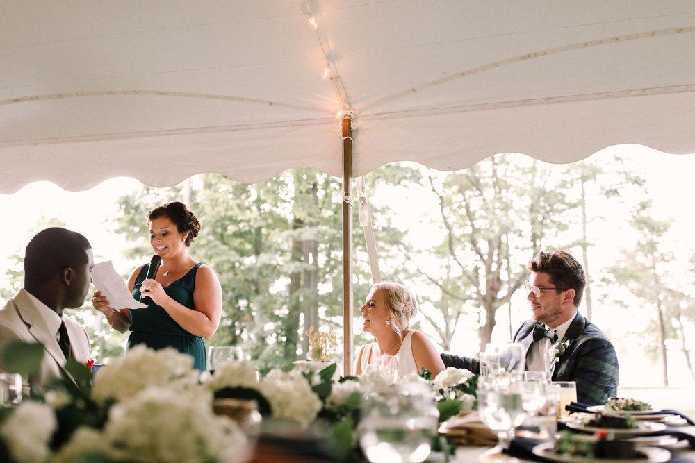 Michigan Frontyard Lake Wedding - Lauren Crawford Photography-698.jpg