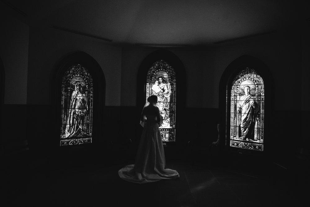 Our Lady of Mercy -Salve Regina University
