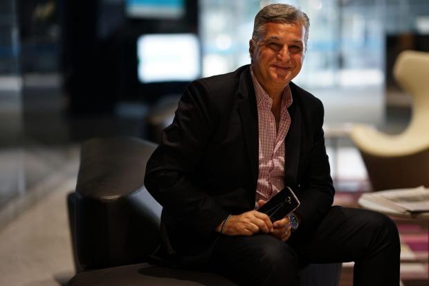 Sam Skontos    I      CEO       I     Alcatel