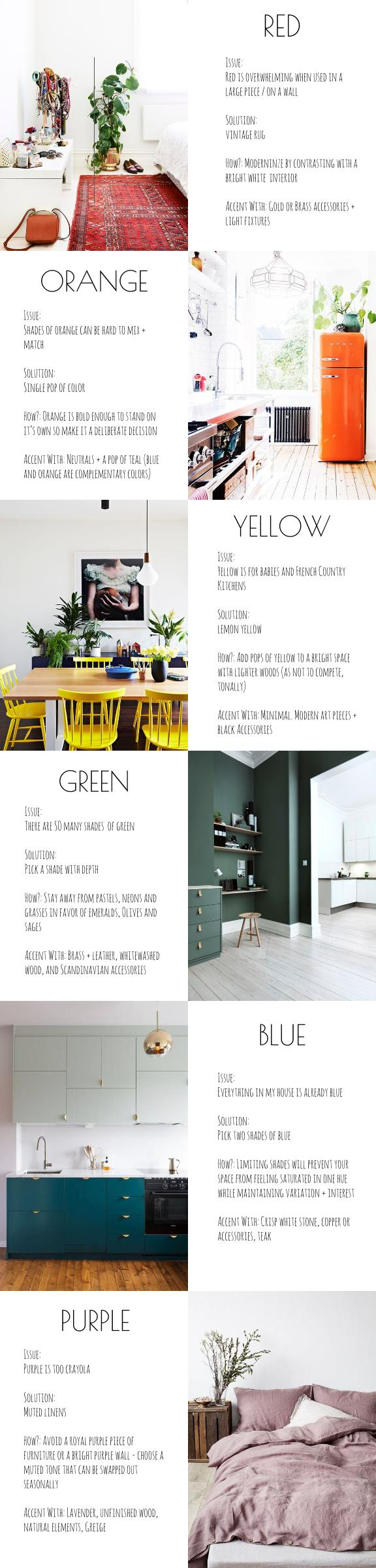 Are there any colors you are particularly drawn to? I have been super into green lately!! Always, Claire
