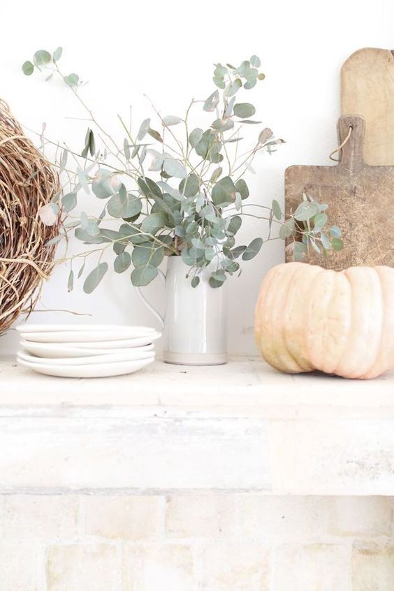 A simple palette is supported by lots of organic texture  VIA