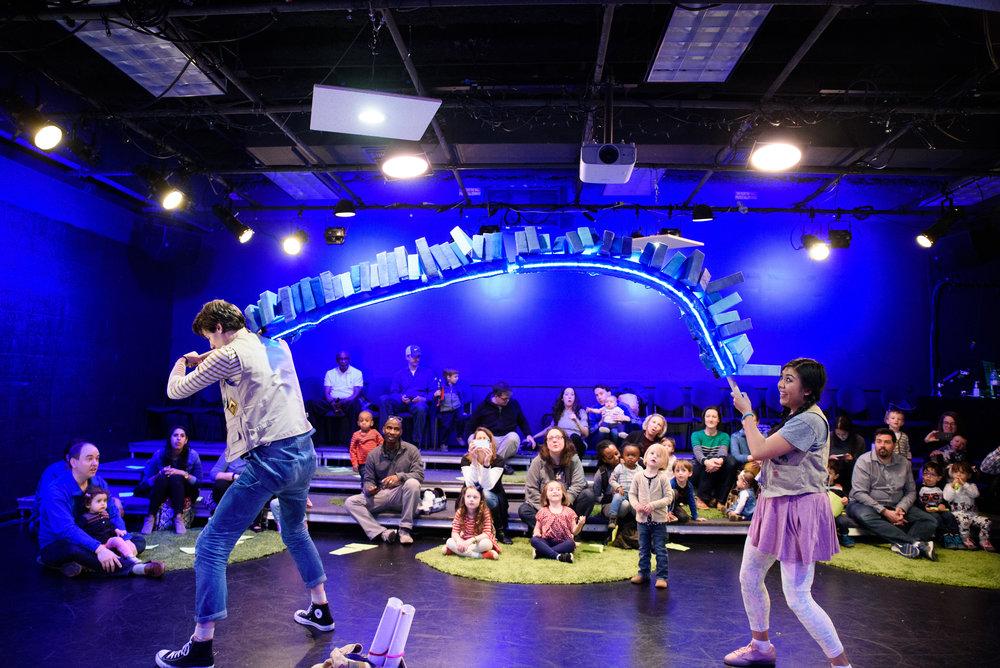 DINOSAUR! | Alliance Theatre