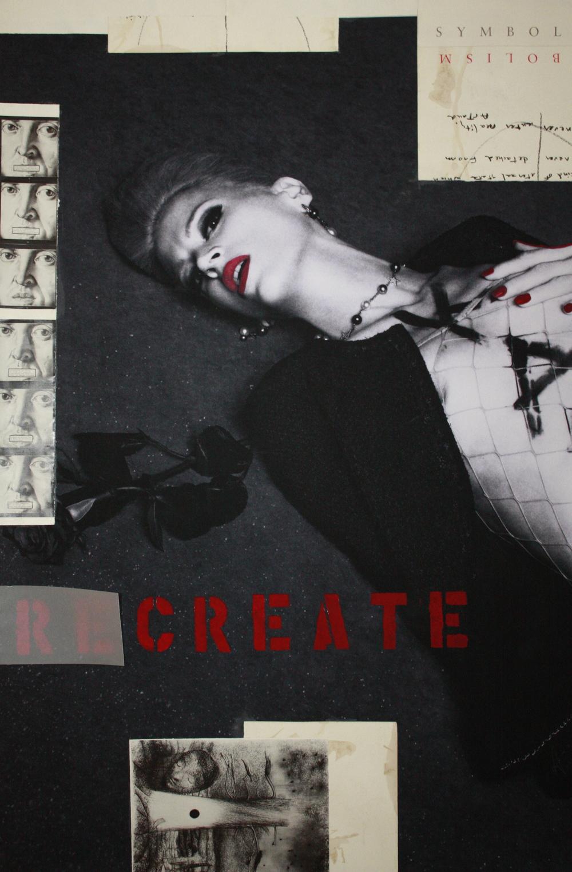RE- Create