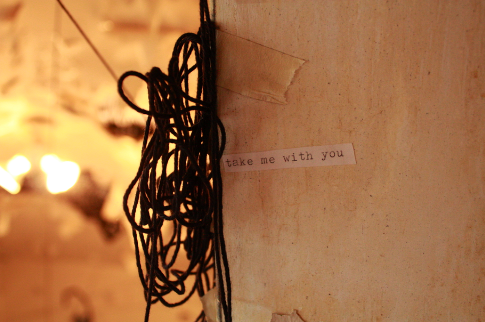 Take Me With You + Collaboration Tanda Francis