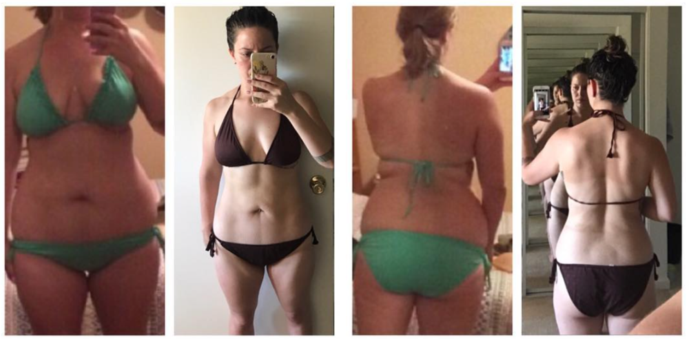 Check out Nadia's amazing transformation! - Now, it's YOUR TURN.
