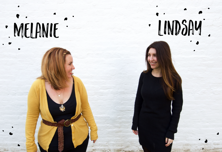 We're the girls of Wit + Whimsy. We love good food, creativity and talking about real things in real beautiful ways. Let's explore, share and celebrate what comes from creating a life of beauty from the inside out... We're so glad you're here. XOXO Melanie + Lindsay