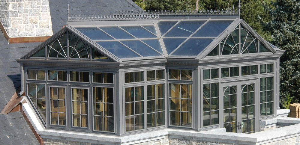 Conservatories Style Sunroom