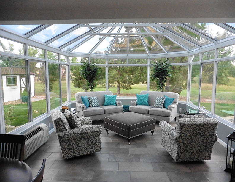 Conservatory Sunroom Project