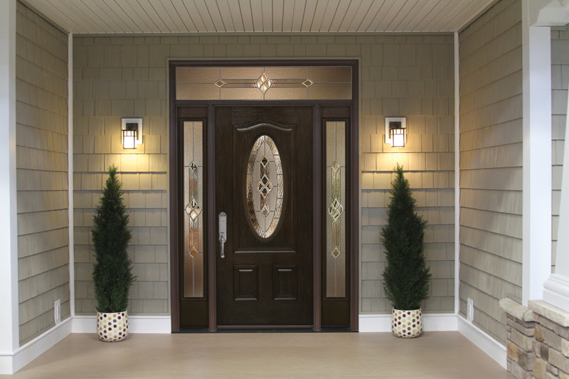 Signet Fiberglass Entry Doors - Our Signet fiberglass doors have taken fiberglass entry systems to the next level. The embossed woodgrain is an astonishingly accurate representation of real wood.