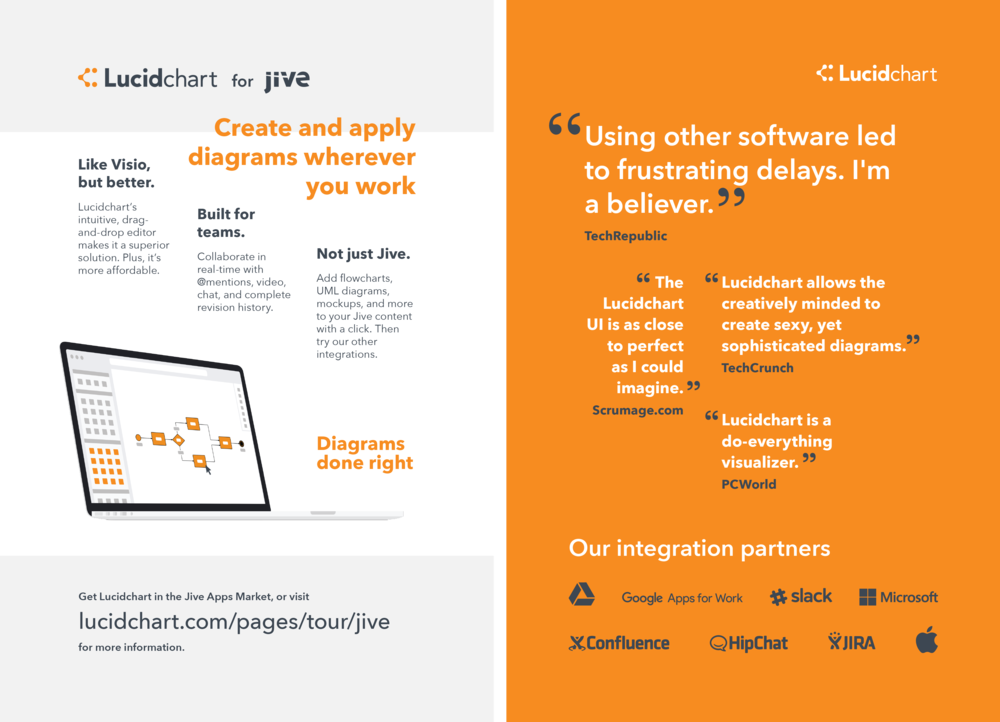 JiveWorld Conference Flyer