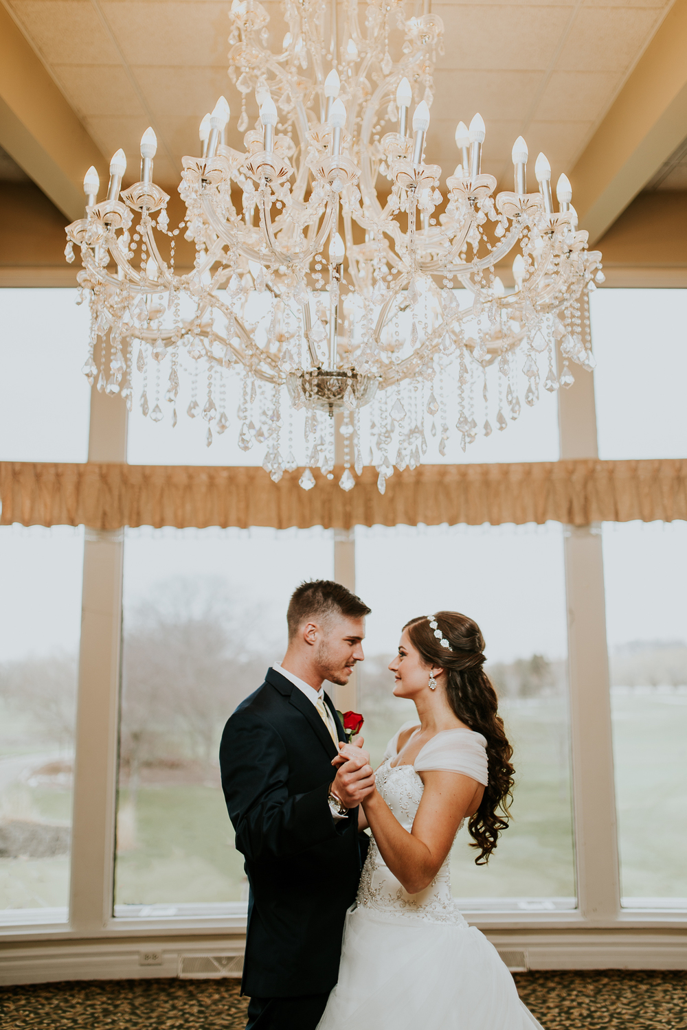 Beauty and the Beast Styled Shoot- Bloomington, IL Wedding Florist ...