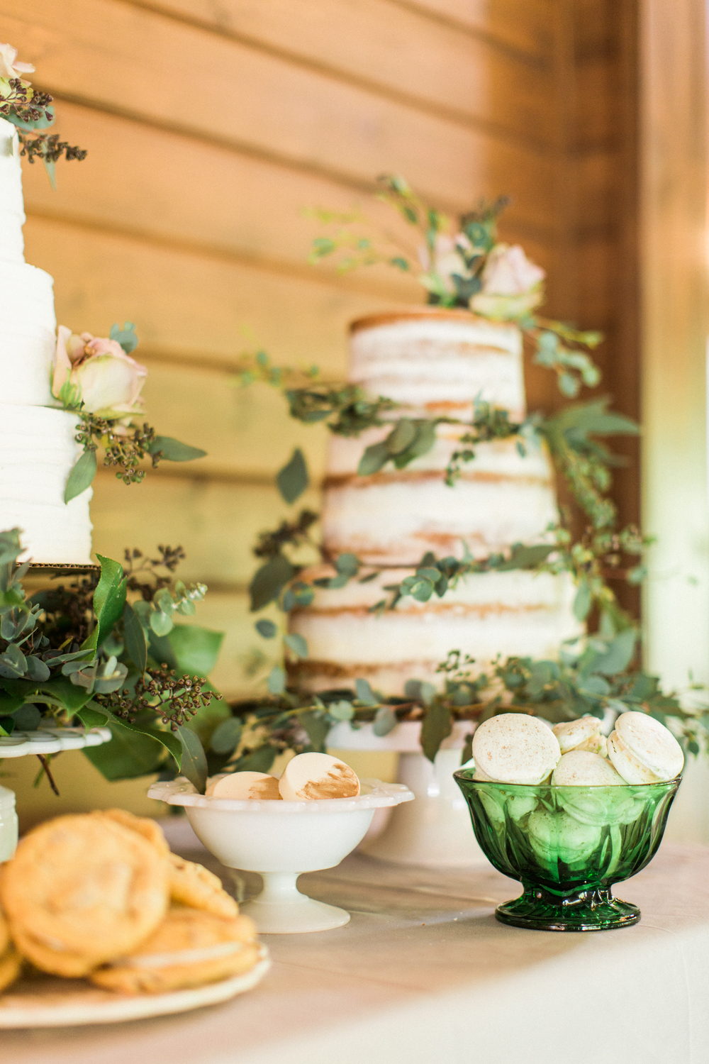 WEDDING DESSERTS — Pollen and Pastry