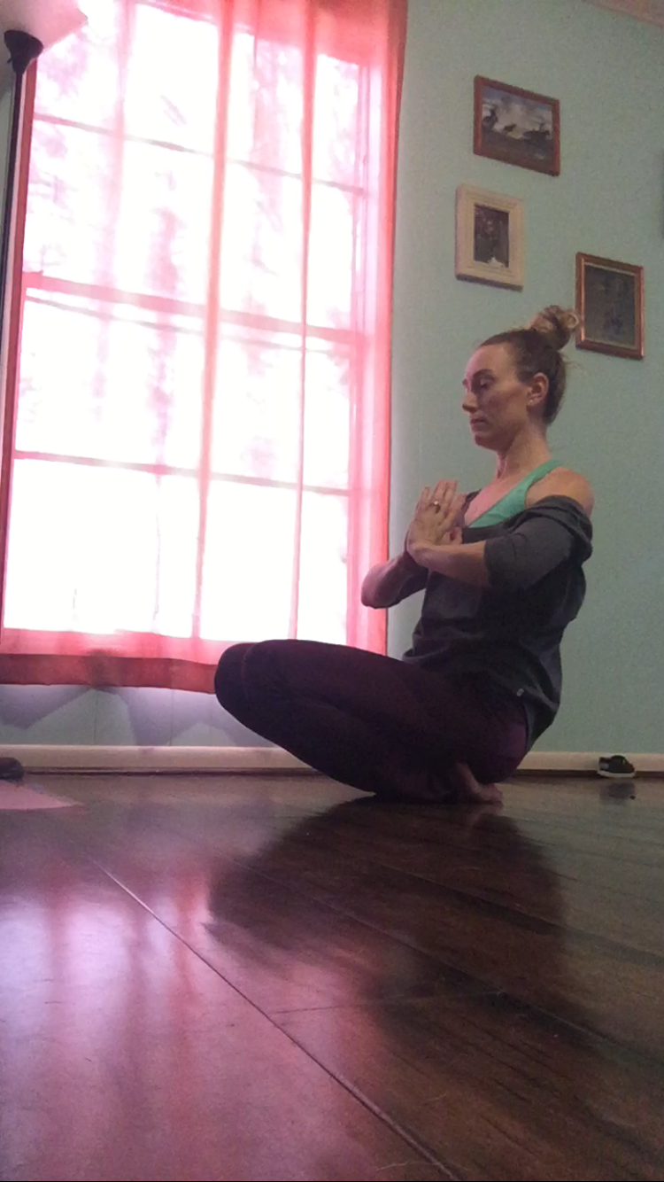 Ankle Stretch
